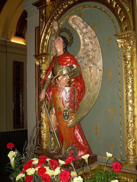 Santo Ángel Custodio de España (clic para agrandar)