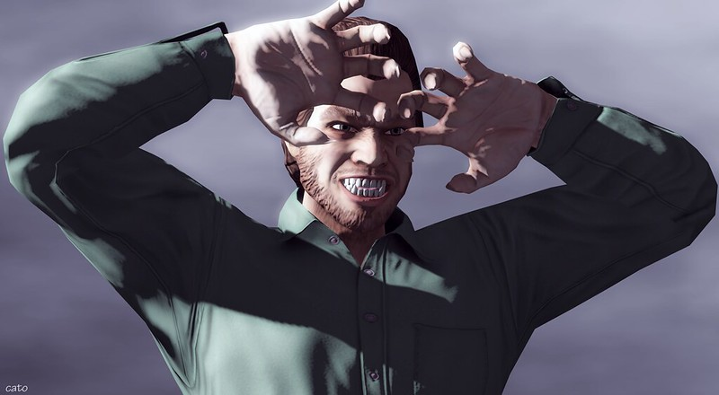 Wolfman - New Mesh Start Avatar
