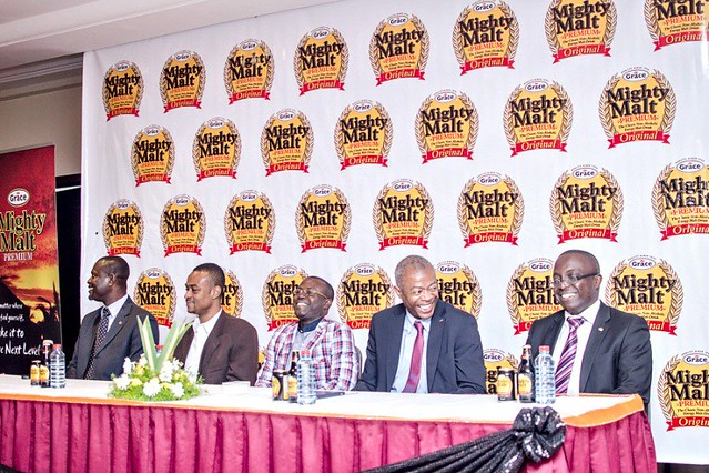 Mighty Malt - Next Level Media Launch - 16th May 2014 - African Regent Hotel, Accra