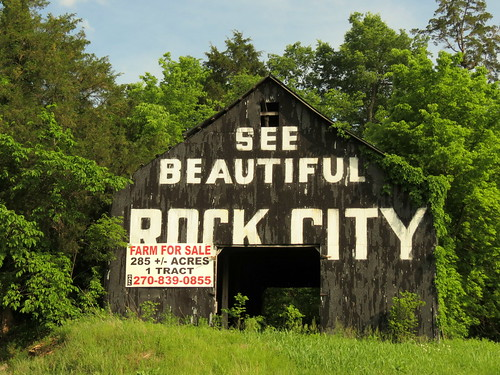 See Beautiful Rock City