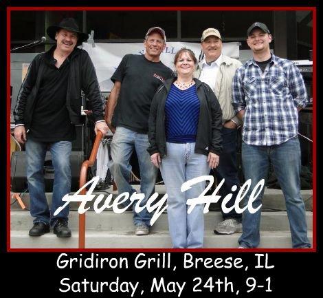 Avery Hill 5-24-14