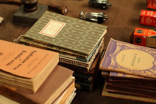 tokyo flea market: books