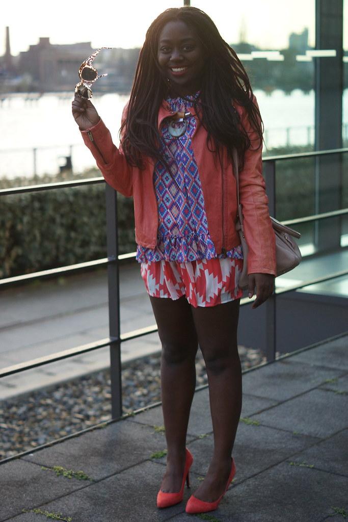 Lois Opoku Pepe Jeans Blogger Event look 2 lisforlois