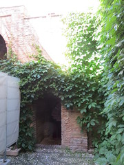 The Banuelo (old Arab Baths) - Granada, Spain