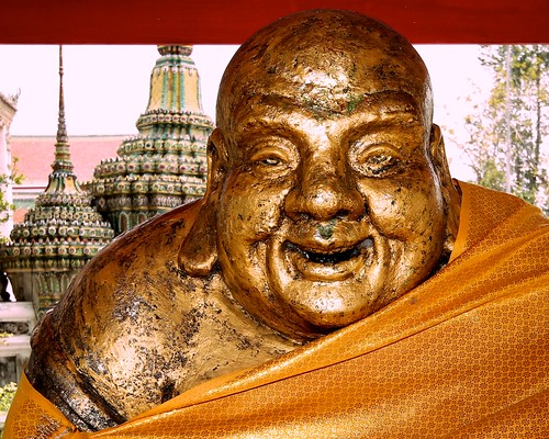 KM might make you happier and wiser (Credits: Happy Buddha by Doug Wheller / FlickR)