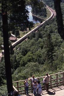 19970723 10 Agawa Canyon, ON