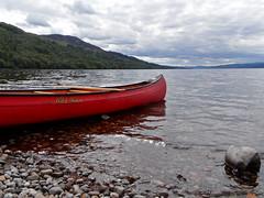 Our canoe