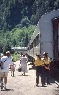 19970723 17 ACRI Agawa Canyon, ON