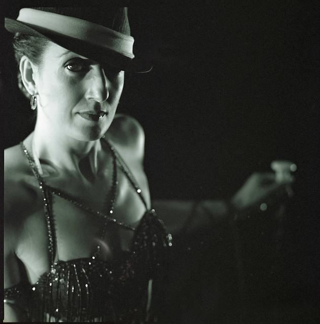 Gema Ibarra. Profesora de Baile