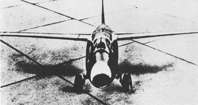 Heinkel He 178 e