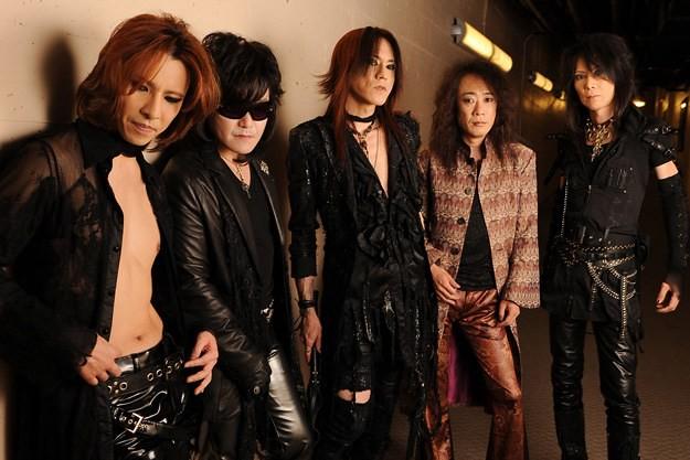 X-Japan indicada a prêmio Golden Gods Award 2012!