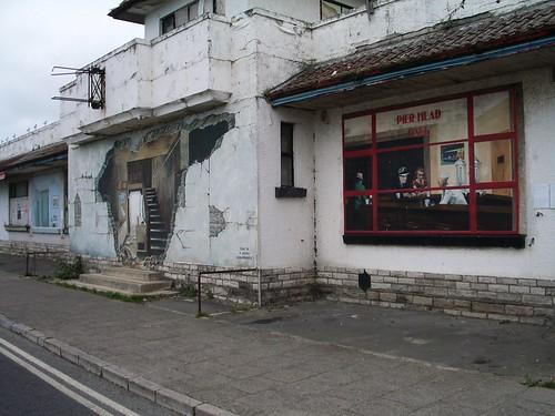 Pier Head Cafe, Swanage