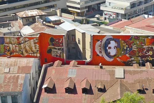 Paseo Atkinson graffiti