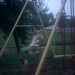 Small photo of And she was swinging