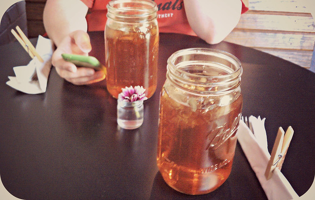 Sweet Bush Tea (for two)