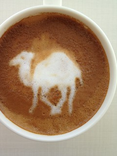 Today's latte, Perl.