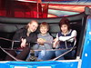 Kids on waltzers
