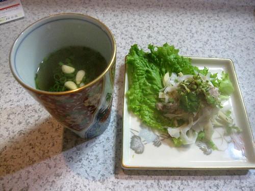薬膳スープ@えんころ(桜台)
