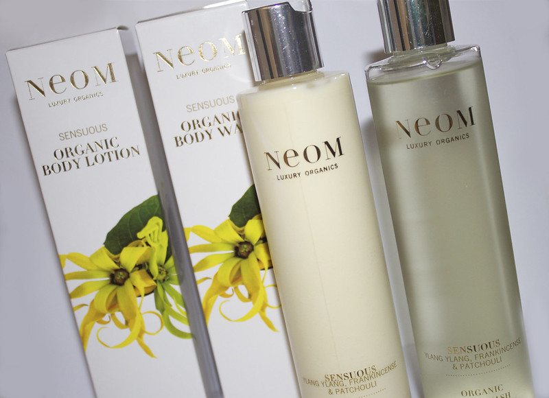 Neom Sensuous collection