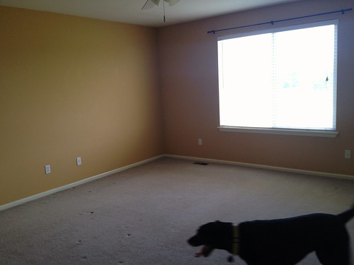 master bedroom before.