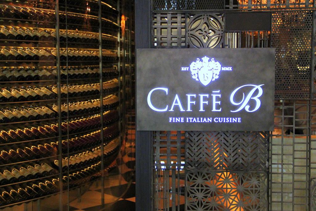 Caffe b singapore