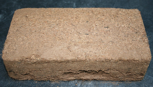 Fair Trade coir block