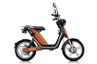 Scooter electrique 000-e-MO