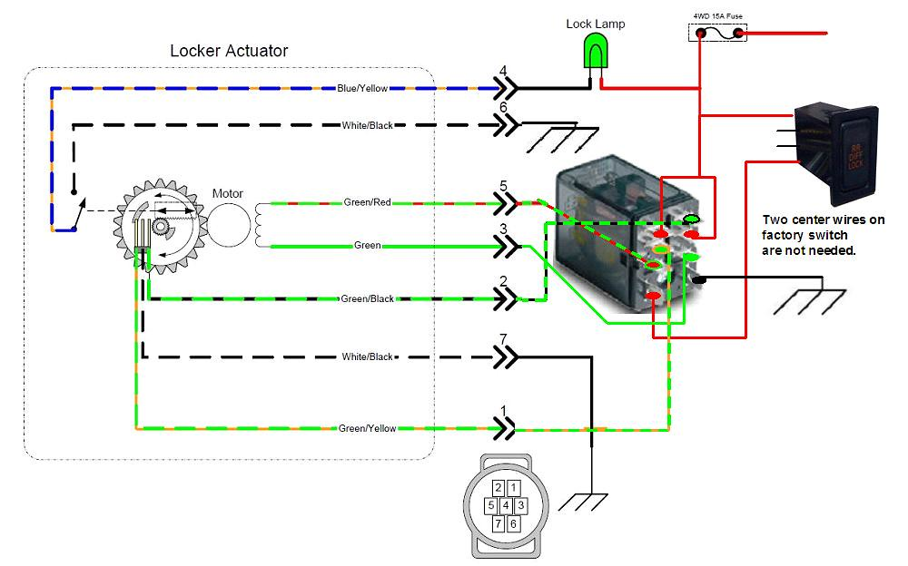 7206149202_533cbdedcf_b e locker wiring help please yotatech forums dpdt relay wiring diagram at webbmarketing.co