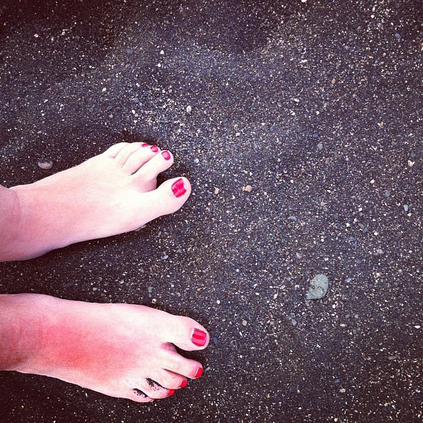 Sabbia nera fuerteventura