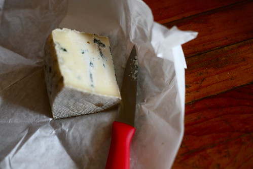 sacre bleu raw goats milk cheese