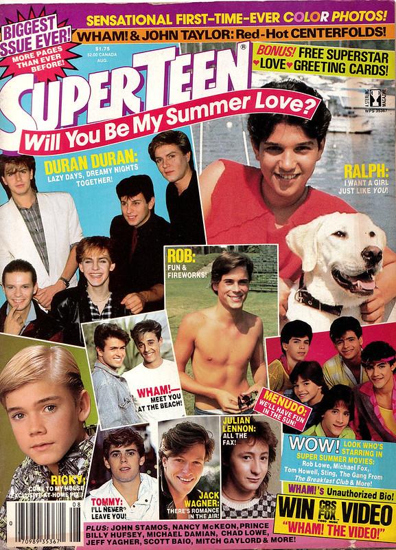 Top 10 Magazines for Teens - Kidzworld