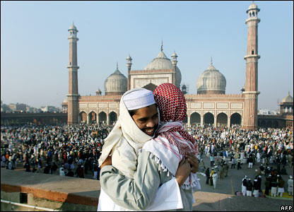 When is Eid al-Adha in 2012 ?