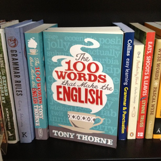 The 100 word that make the English
