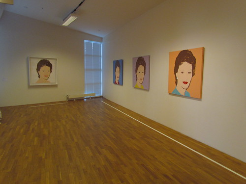 H.M. Queen Sonja - prints by Andy Warhol