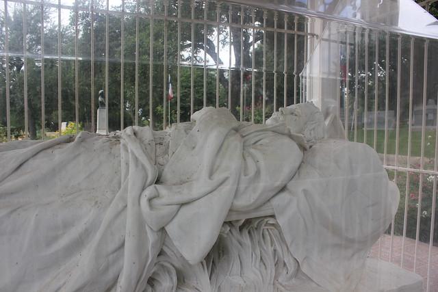 Albert Sidney Johnston, CSA, Texas State Cemetery, Austin TX