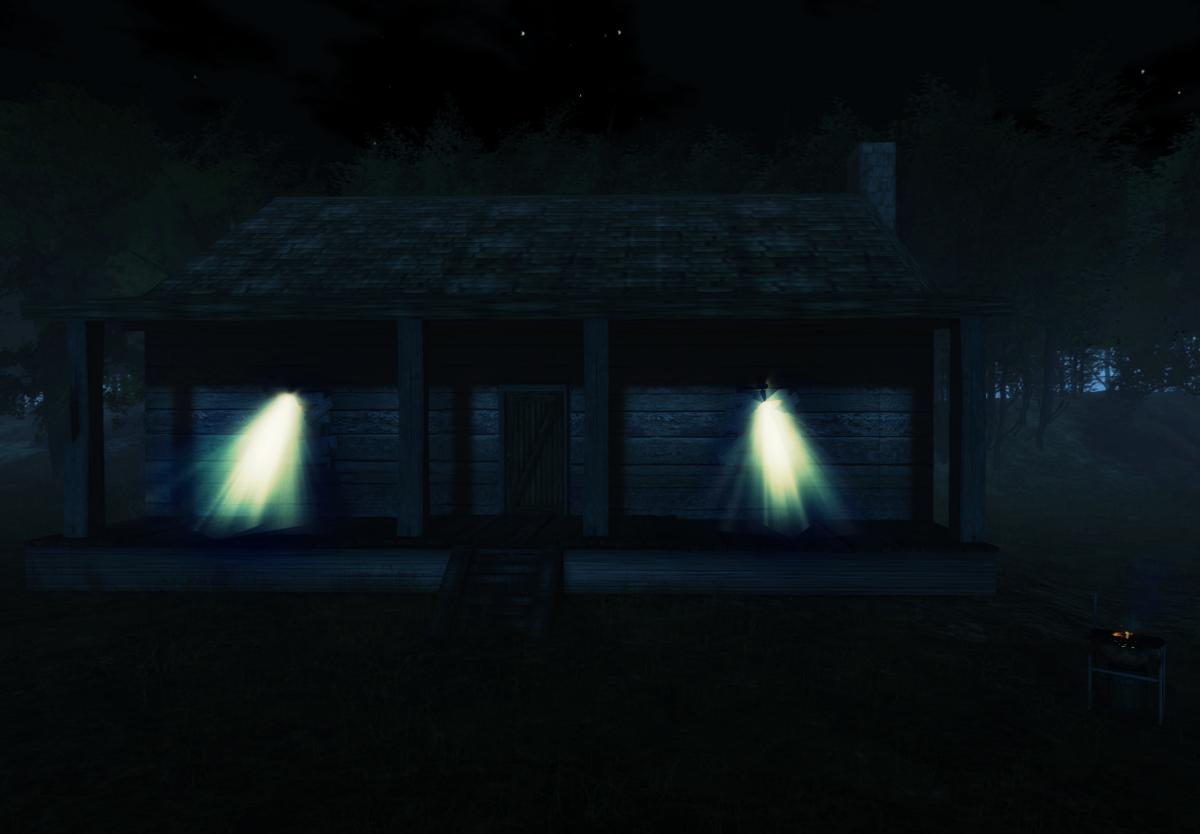 House at Camp Crystal Lake