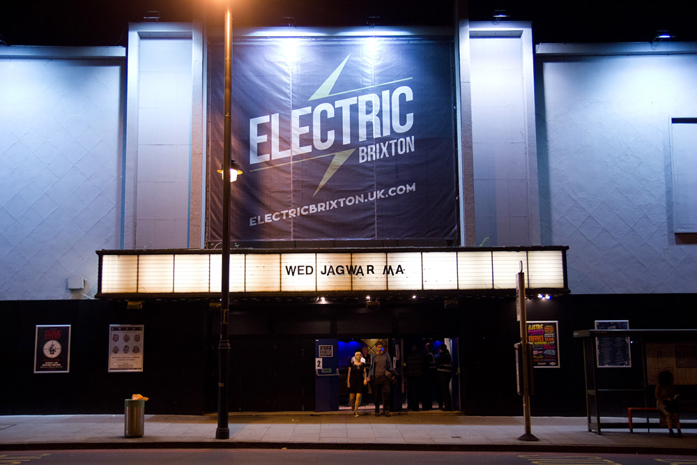 Jagwar Ma @ Electric Brixton, London 14/05/14