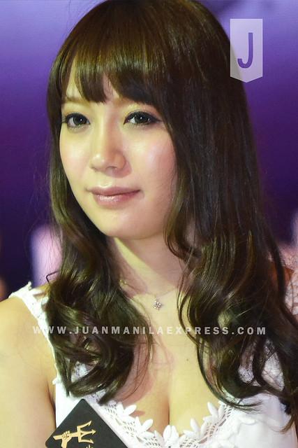 Fujikita Ayaka, born May 26, 1989.