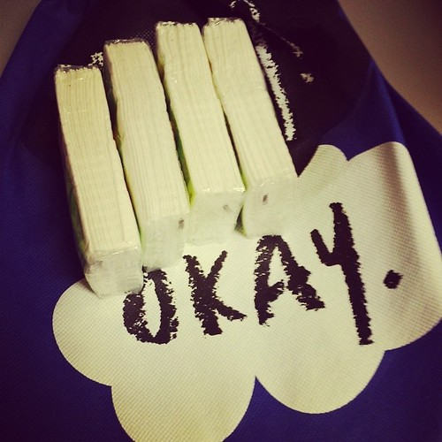 #tissues for #tfios