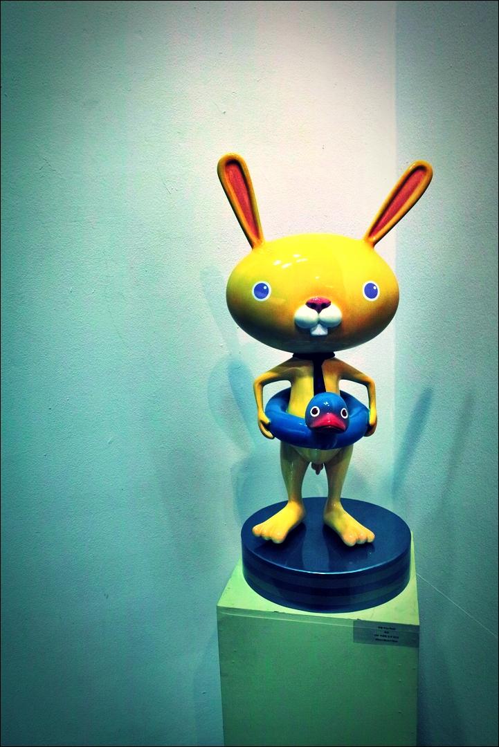 토끼-'서울오픈아트페어 2014 Seoul Open Art Fair '