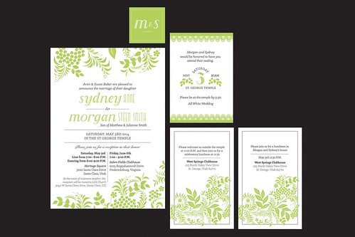 art_deco_green_wedding_invite