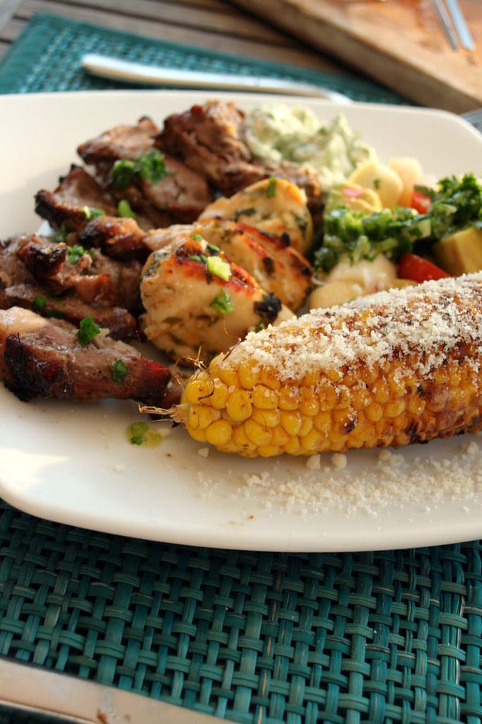 repas brésilien
