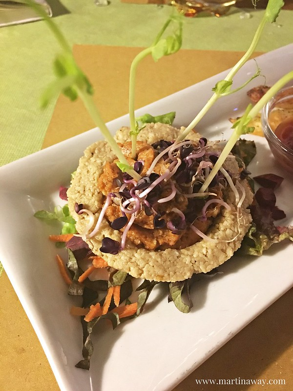 CamBio Logico, Vegan and Raw Food