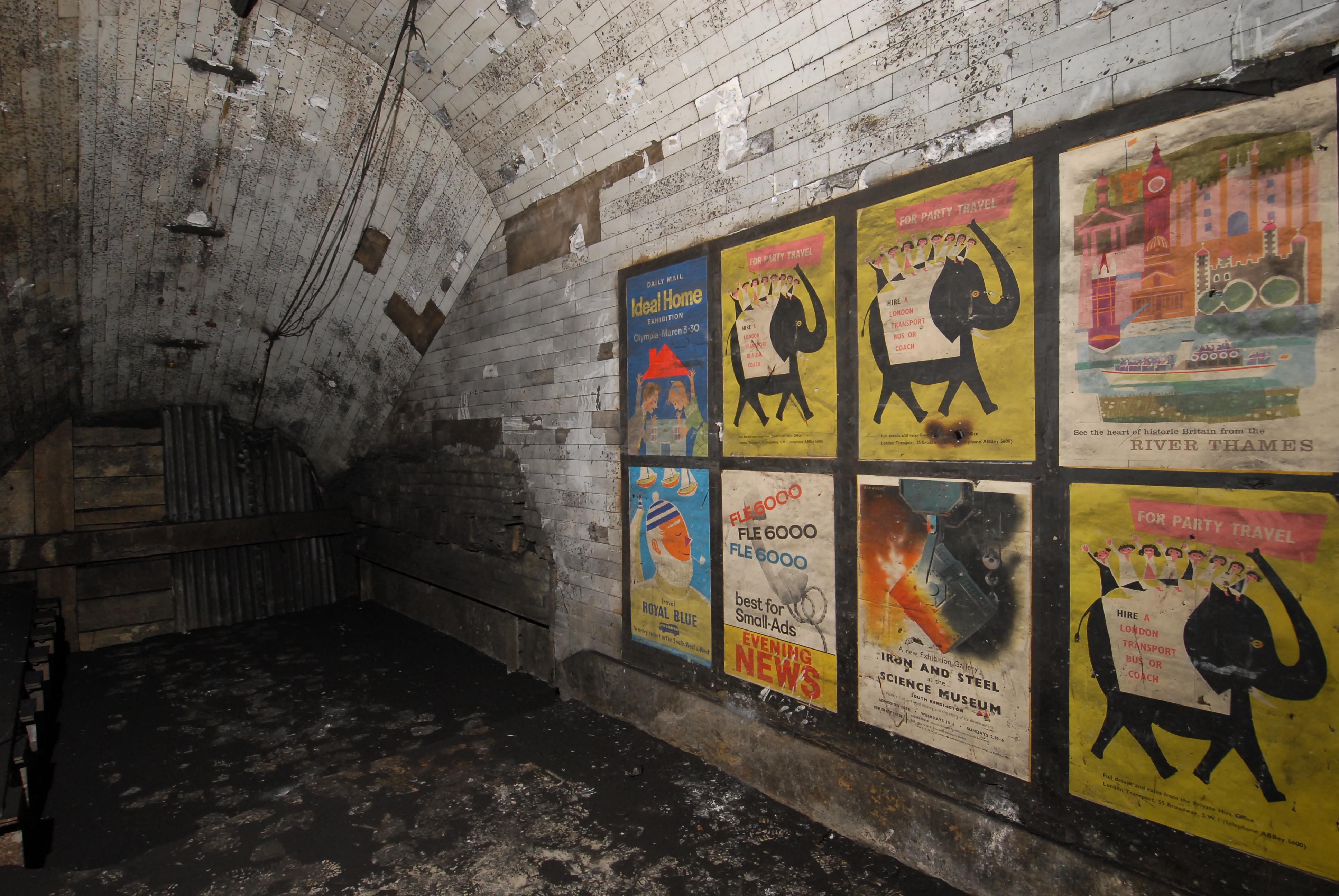 Фото заброшенных станций метро в москве 5 фотография