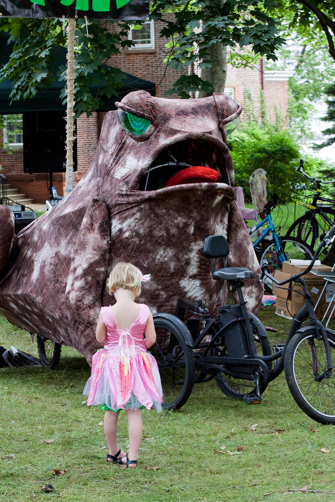 Figment: Governors Island 2011