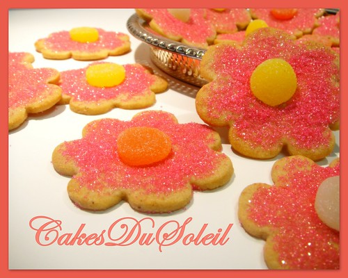 Sparkling Summer Sugar Cookies