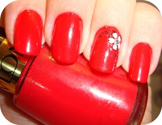 {Esmaltada nº 45 - ♥Love That Red ♥}