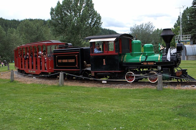 Fort george park train hours