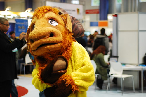 GNU Masters no FISL 12