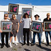 Foo Fighters received gold records in Finland